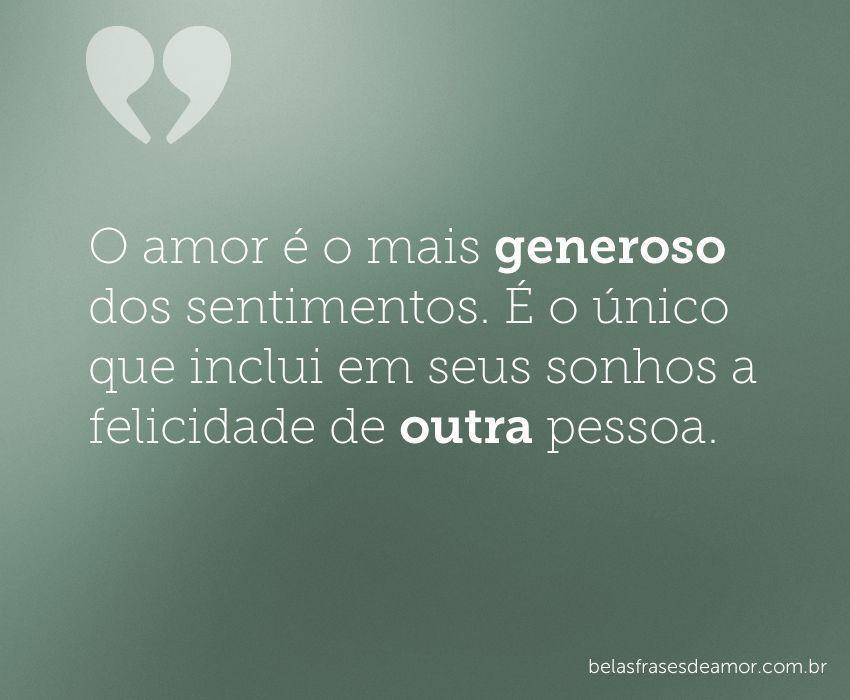 o-amor-e-o-mais-generoso