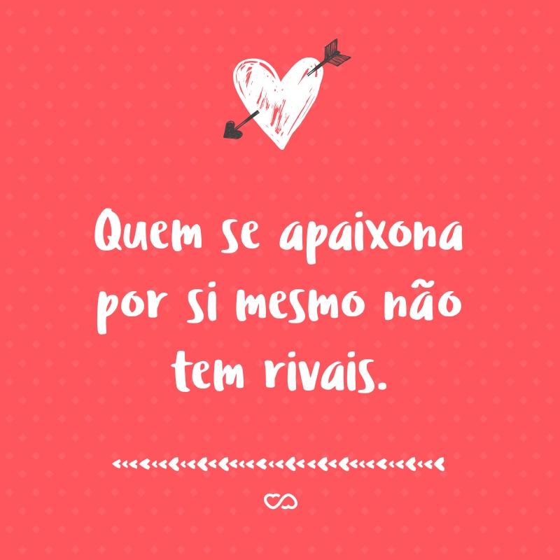 Frases De Amor Próprio