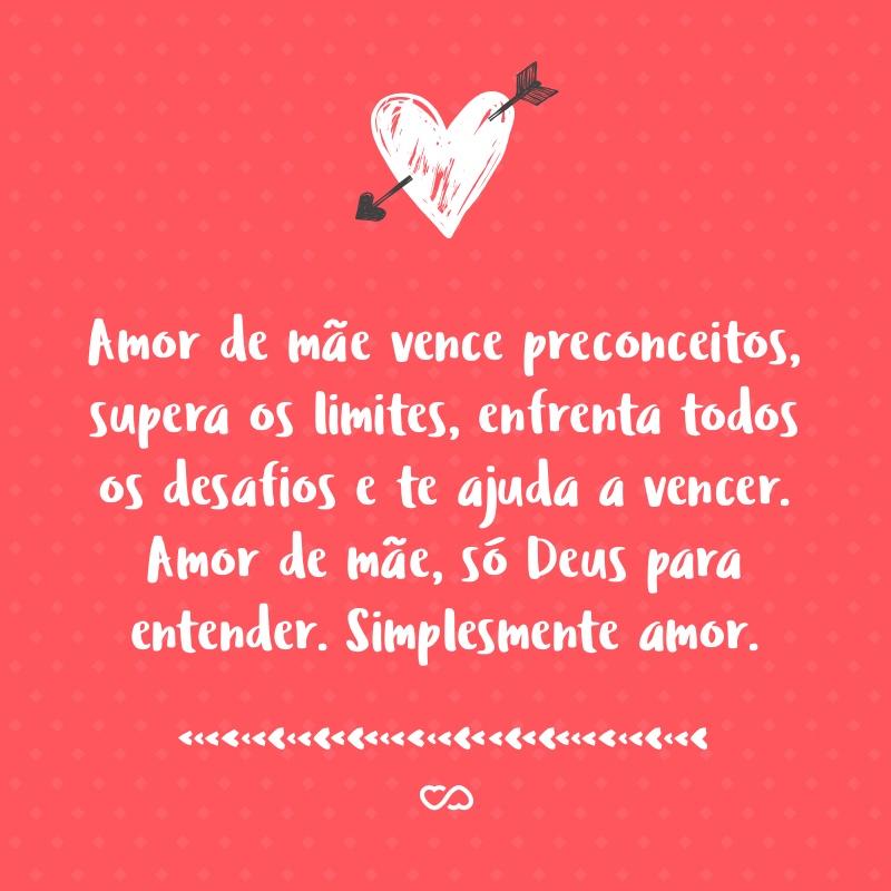 Frases De Amor Materno