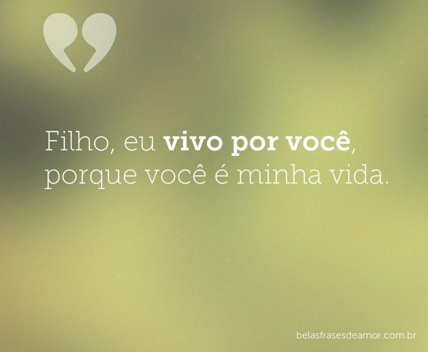 Tag Frases De Amor Incondicional Para Filho