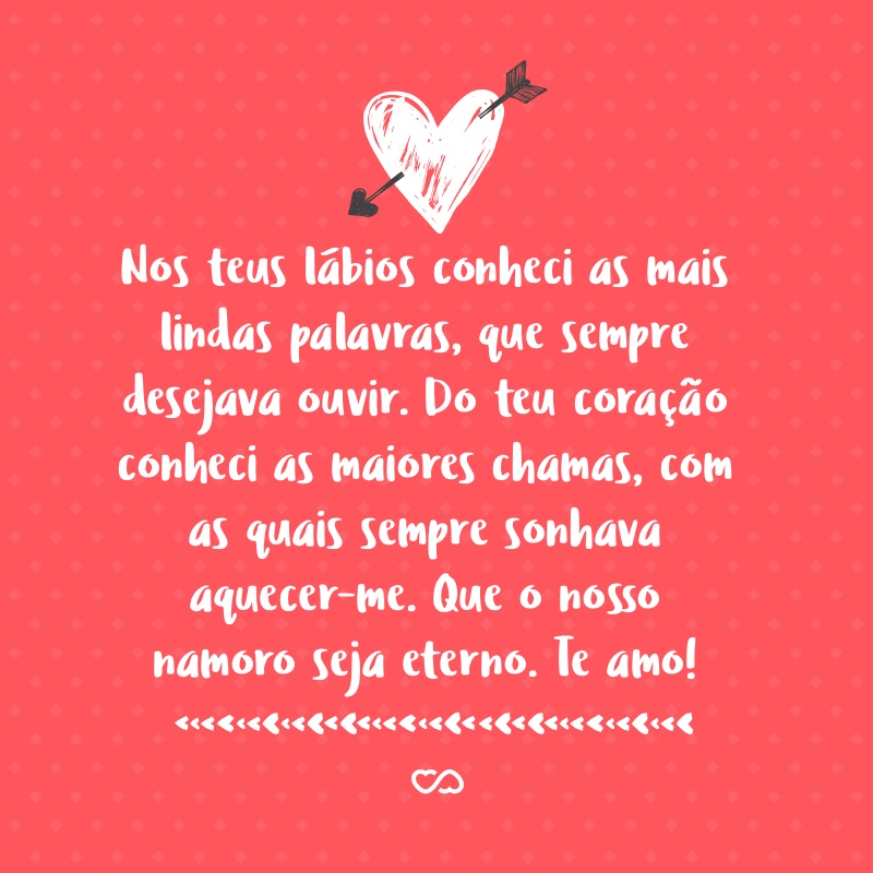 Frases De Amor Para Namorada