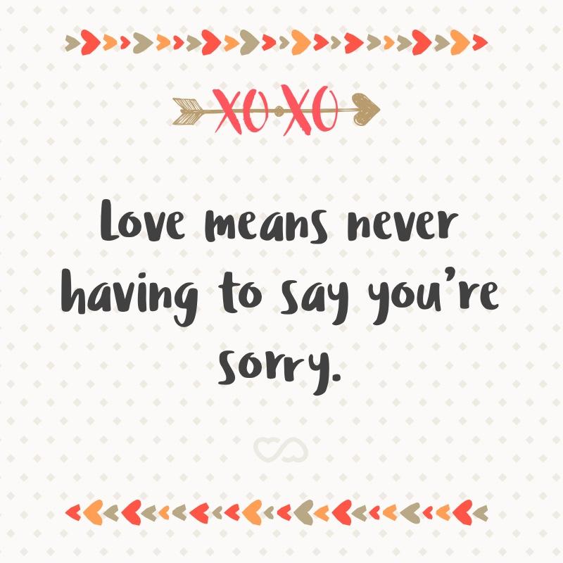 Frases De Amor Em Inglês