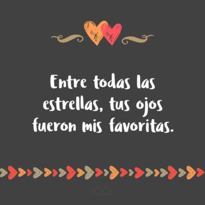 Frases De Amor Em Espanhol