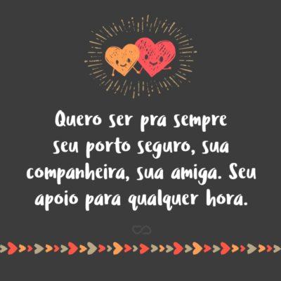 Frases De Amor Para Amigas