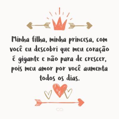 Frases Minha Filha Minha Princesa Frases